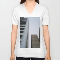 oakland V-neck T-shirts featuring oakland by jared smith