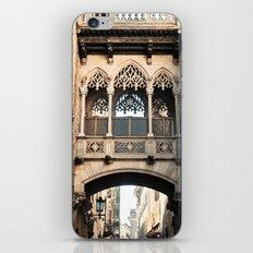 Old Barcelona iPhone & iPod Skin