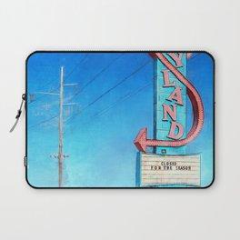 Vintage Neon Sign - Joyland Laptop Sleeve