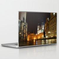 prague Laptop & iPad Skins featuring Prague by lularound
