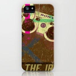 play station fan art iPhone Case