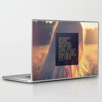pocketfuel Laptop & iPad Skins featuring BELIEVE by Pocket Fuel