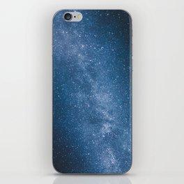 ocean of stars // Austria iPhone Skin