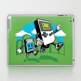 Handheld Laptop & iPad Skin