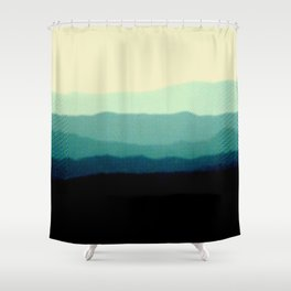 orizzonte Shower Curtain
