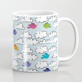 AvianTraffic Jam Coffee Mug