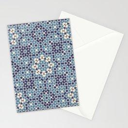 Moorish Desert Blues Stationery Cards