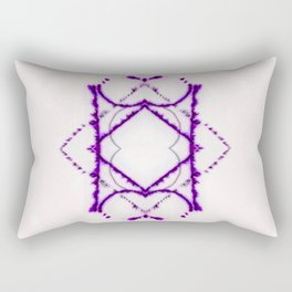 Diamonds Are Forever Rectangular Pillow