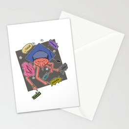 Graduation Hashtags Stationery Cards