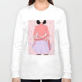 Kat's Kradle Long Sleeve T-shirt