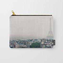 Paris Fog Carry-All Pouch
