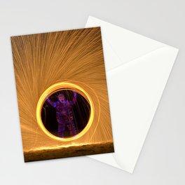 Light Man Stationery Cards