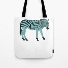 Zebrastyle Tote Bag