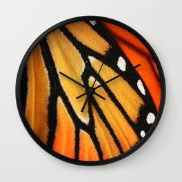 Butterfly Wing Wall Clock