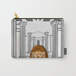 Necropolis Coin Copper Carry-All Pouch