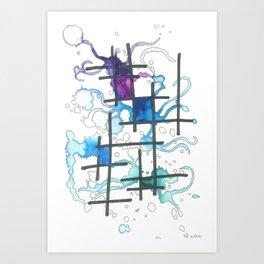 No. 5: Tina Art Print