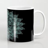 emerald Mugs featuring emerald by Sproot