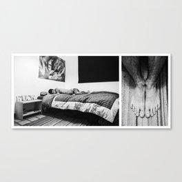 Intimitudini #15 Canvas Print