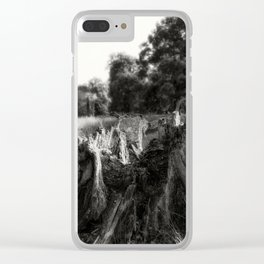 Larvae Haven Clear iPhone Case