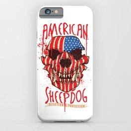 sheepdog iPhone Case