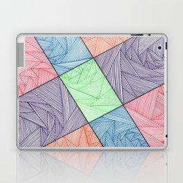 Mmmm Shapes Laptop & iPad Skin