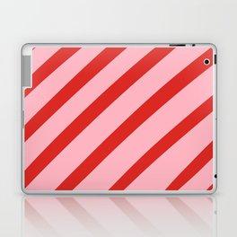 Reddy Stripes Laptop & iPad Skin