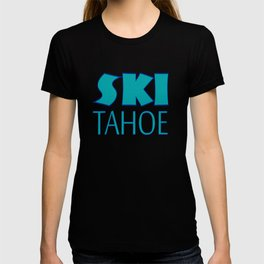 Ski Tahoe T-shirt