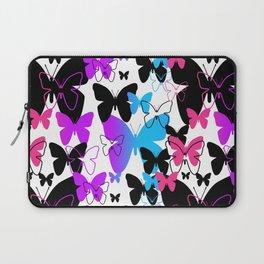 Rainbow Butterfly  Laptop Sleeve