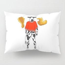 Fast Food Butts 9 Pillow Sham
