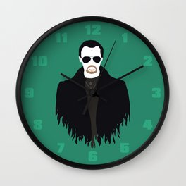 The Bitter End Wall Clock
