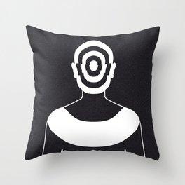Dissociative Identity Disorder 4 Throw Pillow