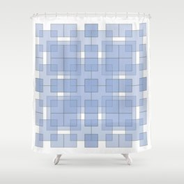 GEO 1C Shower Curtain