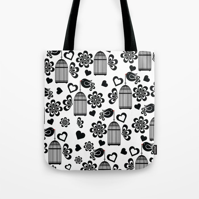 Pattern N Tote Bag