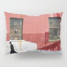 Brooklyn wall art 2 Pillow Sham