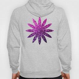 Purple Pink Ombre glitter sparkles Hoody