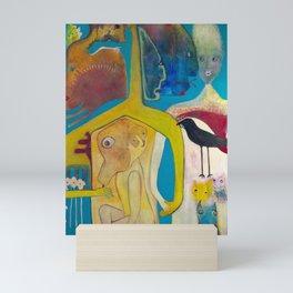 You Hold Endless Possibilities Mini Art Print