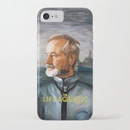 The Life Aquatic with Steve Zissou iPhone Case