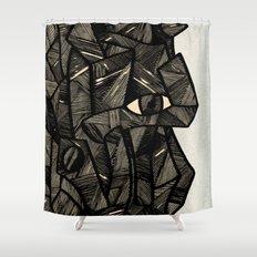 - maximus - Shower Curtain