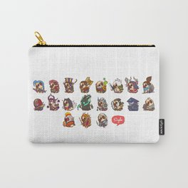 Puglie LoL Vol.1 Carry-All Pouch