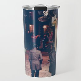 dublin streets Travel Mug