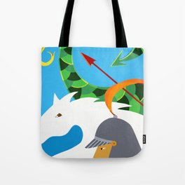 Saint George  Tote Bag