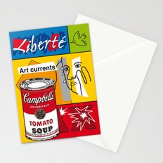 Art Currents Vintage Print Poster Decoration Stationery Cards