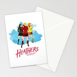 Heathers Minimalist Stationery Cards