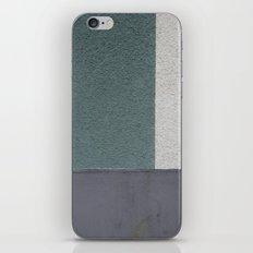 Green Stucko iPhone & iPod Skin