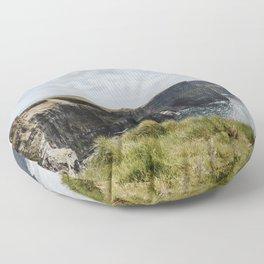 The Cliffs of Moher Floor Pillow