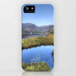 Ogwen's Pond iPhone Case
