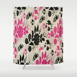 floral patter Shower Curtain