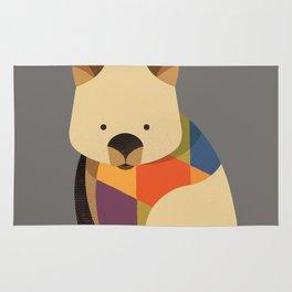Wombat Rug