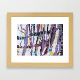 Radici aeree, studio1 Framed Art Print