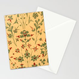 Floral Pattern Decor Ornaments Stationery Cards